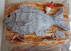 Horno obsesión: Pastel del pescador de doradas