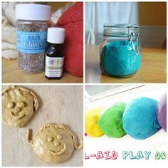 Homemade Art Materials for Kids