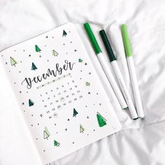21 Christmas Bullet Journal Ideas For December - Its Claudia G - December Minimalist Bullet Journal Calendar. If you need bullet journal ideas for December, you sho - Bullet Journal School, Bullet Journal Christmas, December Bullet Journal, Bullet Journal Monthly Spread, Bullet Journal Cover Page, Bullet Journal Aesthetic, Bullet Journal Notebook, Bullet Journal 2019 Calendar, Bullet Journal Months
