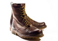 Doc Marten's Pier boots by dangercorpse