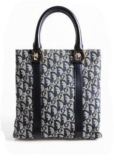 Christian Dior Monogram Tote  Refurbished