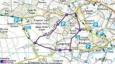 Walked this route today. Like walking in a river at times! Very nice walk though. Map route for Kingston Lacy Pamphill and Cowgrove walk Kingston Lacy, Nice View, Walking, River, Map, Places, Location Map, Woking, Rivers