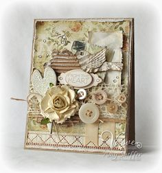 From the Heart by PickleTree - Cards and Paper Crafts at Splitcoaststampers.