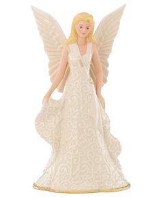 Lenox Collectible Figurine, Faith Angel - Lenox - Dining & Entertaining - Macy's