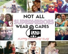 Not All Superheroes Wear Capes: Happy Mothers Day To All Diabetic Mothers