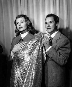 Rita Hayworth designer Don Loper