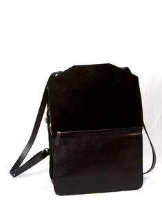 Bukvy Bag - Black via Bukvy. Click on the image to see more!