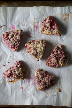 Raspberry Scones + a few pics from our Gulf Islands Getaway | Flourishing Foodie
