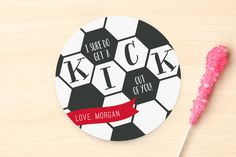 For Kicks Classroom Valentine's Cards