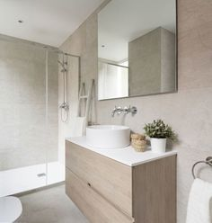 6 Staggering Unique Ideas: Bathroom Remodel Walls Board And Batten bathroom remodel cost fractions.Bathroom Remodel Black Tile tiny bathroom remodel mobile homes.Bathroom Remodel Bathtub Home Improvements. Spa Like Bathroom, Beige Bathroom, Simple Bathroom, Modern Bathroom, Master Bathroom, Bathroom Ideas, Spa Inspired Bathroom, Condo Bathroom, Light Bathroom