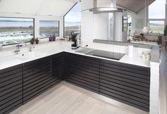Bilderesultat for designa kjøkken Bathtub, Bathroom, Design, Balcony, Standing Bath, Washroom, Bathtubs, Bath Tube, Full Bath