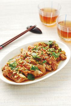 Taiwanese spicy fried  chicken #recipe in Chinese