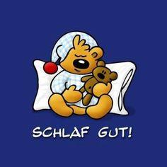 #schlaf gut