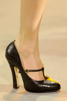 Marc Jacobs, Fall 2013 #NYFW #shoes
