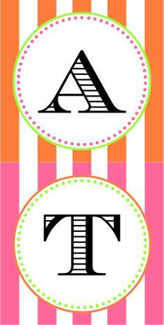 CELEBRATE Printable Banner - The TomKat Studio | Scribd
