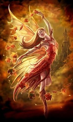 Happy First Day of Autumn  Mabon Blessings  Fall Equinox