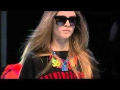 D&G WOMEN FASHION SHOW WINTER 2012