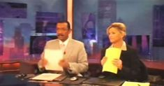 These News Anchors Think The Camera Is Off. What They Do Next Will Surprise You