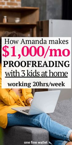 How to Become a Proofreader Online - Work - Make Money Earn Money From Home, Earn Money Online, Way To Make Money, Amanda, Proofreader, Online Entrepreneur, Work From Home Jobs, Online Work, Money Tips