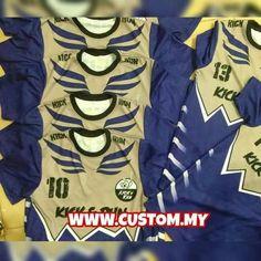 Hai2 T-shirts fullprint | sublimation jersey. . Abang dan...