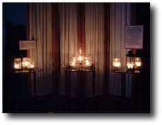 These are various Prayer Stations that we've used at CrossPoint. Included in each write-up are instructions for setup, practice, and in some cases examples of hand-outs or media that we used at the station