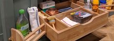 Personalise your kitchen with those all-important final touches. Inject some flair by adding a personal signature to your kitchen with your choices. Kitchen Cupboard Storage, Above Kitchen Cabinets, Small Kitchen Storage, Kitchen Worktop, Storage Spaces, Storage Ideas, Hanging Storage, Built In Storage, Kitchen Centerpiece