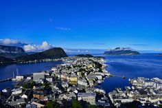 https://flic.kr/p/KYejL5 | The city of Ålesund | One of the most beautiful…