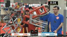 Next #PlymouthHSpcsc #VEXRobitics match coming up right around 4:30 p.m. For the day: LIVE STREAM: http://www.robotevents.com/re-vrc-15-1717.html #PCSCweCARE