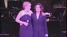 LEA SALONGA & LIZ CALLAWAY DUETS. These two women are the epitome of what I want for my voice. They have both been voices of Disney princesses- something I aspire to do one day - and have held down successful broadway careers. <3