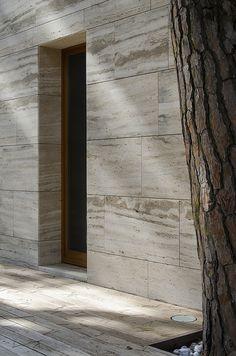 House in a pinewood   sundaymorning & Massimo Fiorido Associati   Archinect