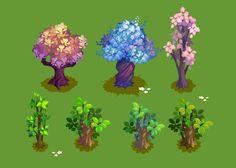 Flash Trees by rupted.deviantart.com on @deviantART