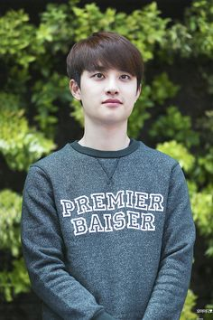 "D.O - my French is rusty, but does ""Baiser"" mean ""to fuck""? Kyungsoo, Korean Shows, Exo Official, Chansoo, Exo Korean, Kim Min Seok, Do Kyung Soo, Kpop Exo, Exo Members"