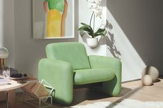 Thanks to Herman Miller for giving the Wilkes Modular Sofa Group – aka Chiclet – another moment in the sun through its latest reissue!