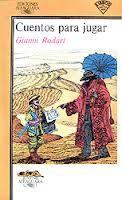 """Bajo este título se recogen veinte cuentos cuyos desenlaces quedan abiertos  a tres finales distintos del genial autor italiano Gianni Rodari y que no podía faltar en nuestra guía de lectura """"un mundo de cuento"""""""