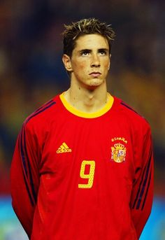 Fernando Torres, Spanish National Team