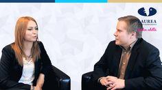 Hanna Hirvikallio talks about her experiences in Laurea.