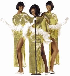 Motown Diva Supremes Costume                              …