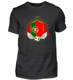 Portugal Fußball Nationalmannschaft T-Shirt Mens Tops, Fashion, Football Soccer, Textiles, Moda, Fashion Styles, Fashion Illustrations