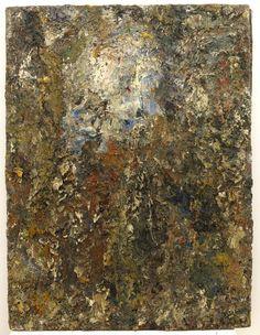 the magazine art absolument - Les expositions : Les dernières peintures d'Eugène Leroy