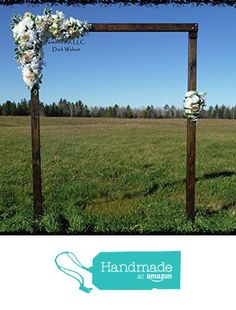 Rustic Country Indoor Or Outdoor Wedding Arch From Natures All Llc Https