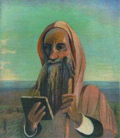 Teacher in Morocco, 1908 - Tivadar Kosztka Csontvary