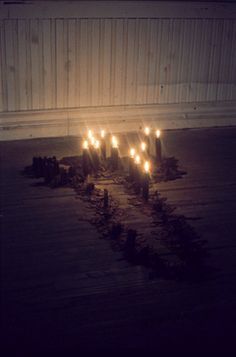 "un regard lubrique : ""Ana Mendieta: Documentation and Artwork, 1972 –1985"" at Galerie Lelong, NY"