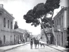 Old photo of Athens Greece Pictures, Old Pictures, Old Photos, Vintage Photos, Athens History, Greek History, Old Greek, Good Old Times, Athens Greece