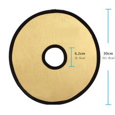 Photography 12inch Disc Studio Light Hollow Reflector SKU: SKU077475 Sold: 38 € 2.89