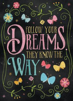 The Secret – Collection Of Inspirational Quotes – Viral Gossip English Frases, Chalkboard Art Quotes, Inspirational Quotes For Women, Inspirational Thoughts, Dream Quotes, Disney Quotes, Live For Yourself, Dreaming Of You, Lettering