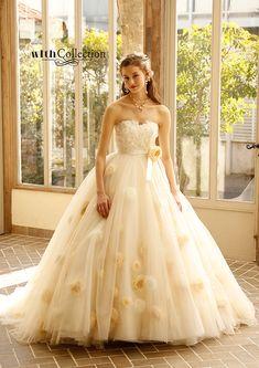 ドレス - 【公式】広島の結婚式場 エルセルモ広島 Cute Wedding Dress, Wedding Dresses, Niigata, Collection, Fashion, Bride Dresses, Moda, Bridal Wedding Dresses, Fashion Styles