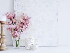 Auf der Mammilade-n-Seite des Lebens | Personal Lifestyle Blog | 5 Lieblinge, Weisheiten und Wohneinblicke mit viel Weiß der Woche | Orchideen in Rose