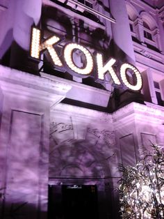 KOKO: it enjoyed a high profile on London's New Romantic club scene and hosted the very first London gig by Madonna, no less. It relaunched in the late '80s as an indie club and then  was rebranded as Koko. Despite the name change and major refit, it retains its indie/alternative pop/rock remit, while also embracing everything from hip hop to trance.  Koko remains one of London's most atmospheric music venues.