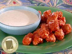 Leboo's Buffalo Poppers - Semi-Homemaker Recipe recipe from Sandra Lee via Food Network