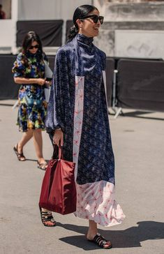 The best in street style from outside the haute couture autumn/winter shows Best Street Style, Street Style Outfits, Street Style Blog, Street Style Trends, Cool Street Fashion, Street Chic, Street Style Women, Trendy Outfits, Fashion Outfits
